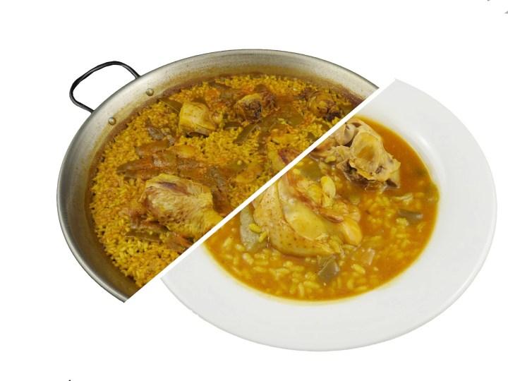 Paella Valenciana Sous Vide Fine Food foodVAC