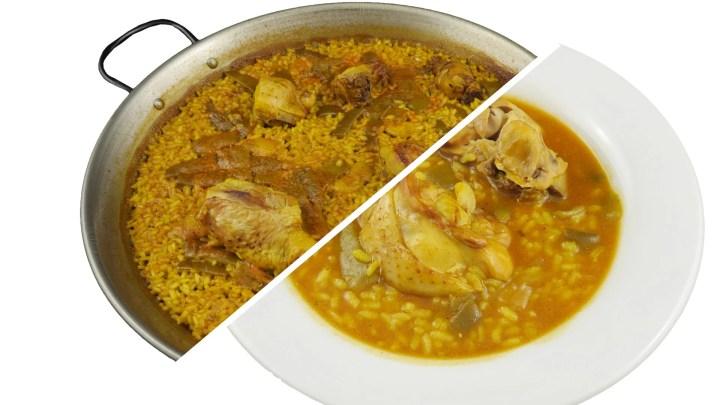 Paella Valenciana Quinta Gama foodVAC
