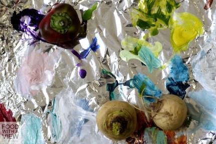 Turnips and Pepper