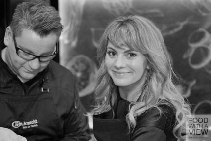 Klaus Breinig & Luise Bähr Medienboard Berlin-Brandenburg Reception @ Berlinale 2015
