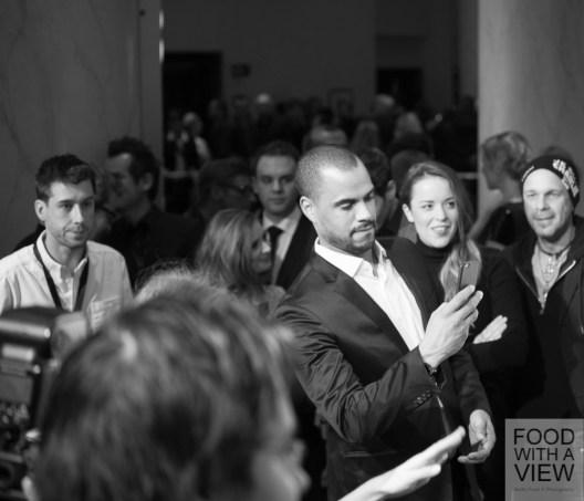 Patrice Bouédibéla Medienboard Berlin-Brandenburg Reception @ Berlinale 2015