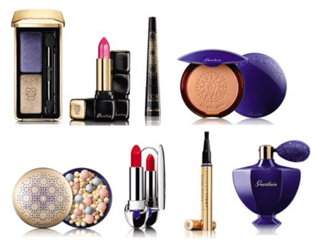 Shalimar Holiday 2016 Makeup Collection by Natalia Vodianova from Guerlain