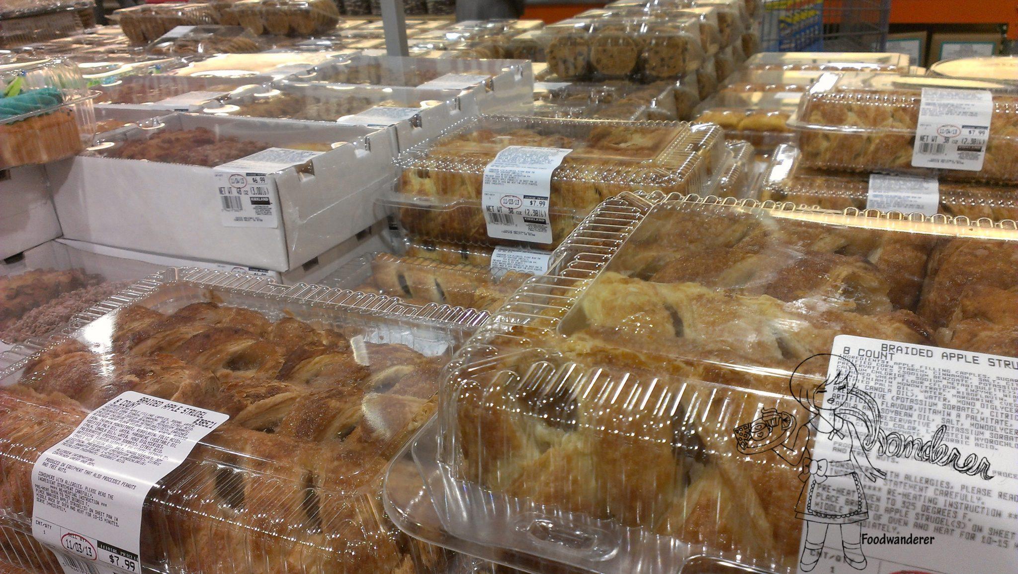 Costco Bakery Foodwanderer Foodwanderer
