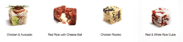 Rice Cube Recipes 2
