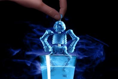 Mr. Bones Skeleton Ice Tray
