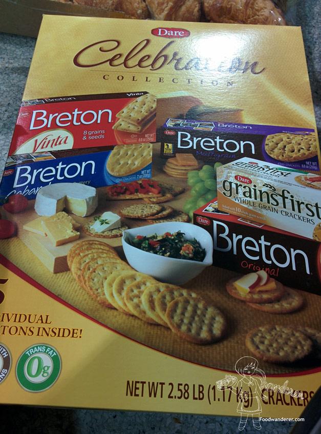Costco crackers