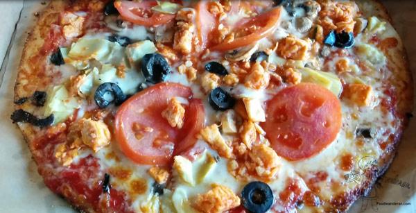 Pieology Pizza Kustom Pizza
