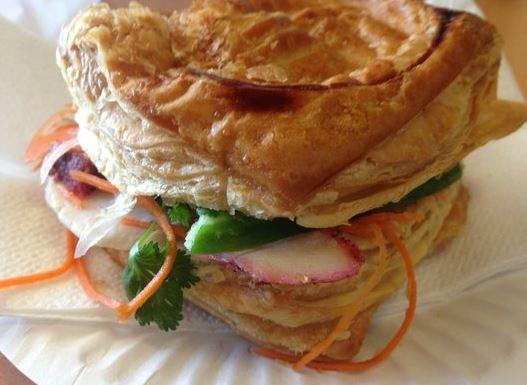 Pâté sandwich ( Au coeur special)