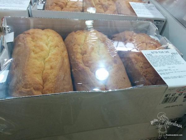 Costco Butter Pound Cake