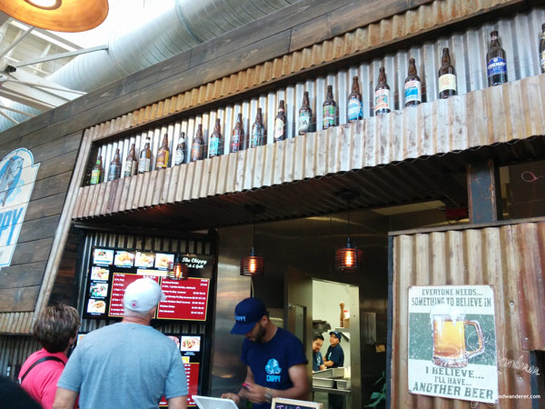 The Chippy Fish and Grill Beers