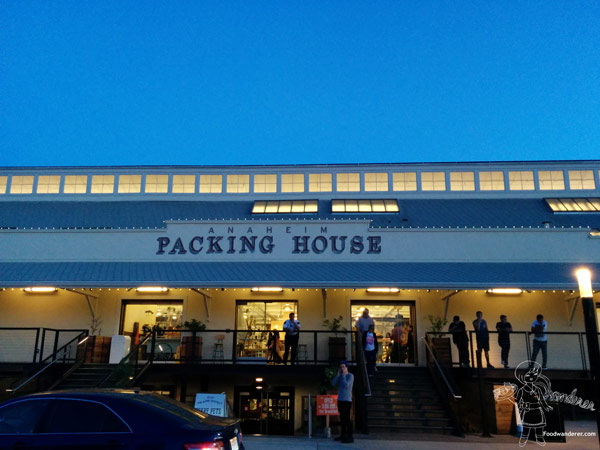 Evening at Anaheim Packing House
