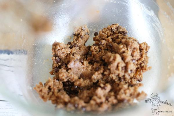 PELEOFUL Chocolate Chip Cookie dough