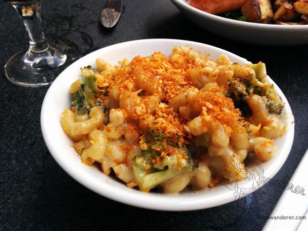 Mac' N Beer Cheese w/ Broccoli or Sausage