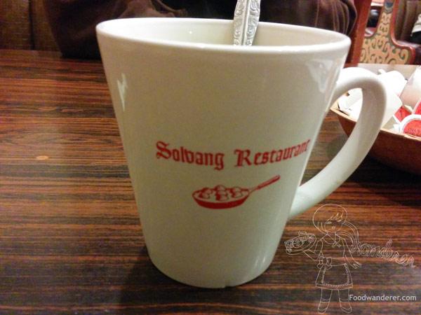 Solvang Restaurant Mug