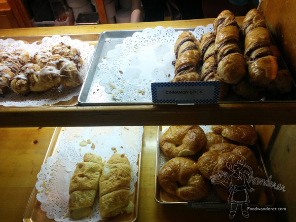 croissants, rolls, and more
