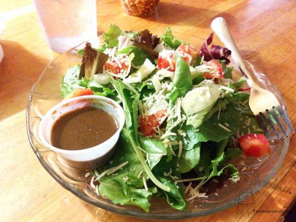 KBAR Salad