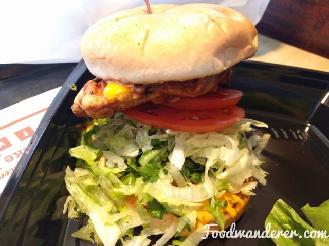 Habit Burger Chicken Sandwich