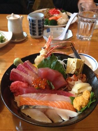 Ikina Sushi