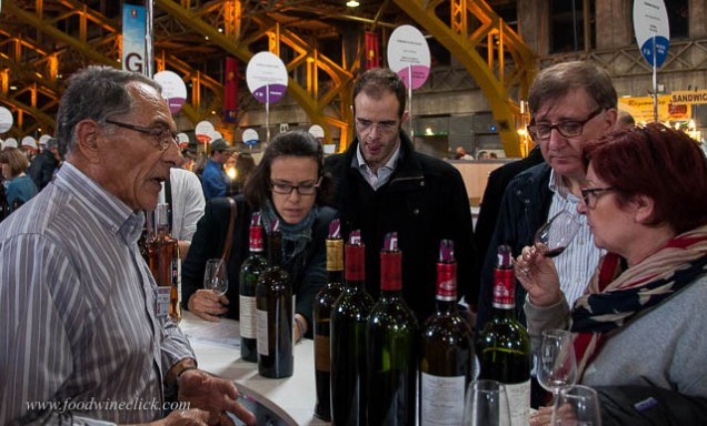 Taste one or taste them all, and the vigneron is there to guide you.