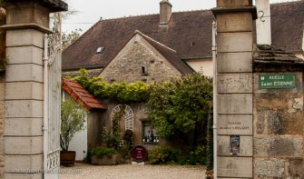 Domaine Albert Boillot, a modest little winery in Volnay
