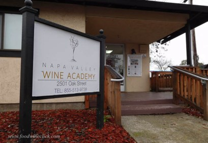 Napa Valley Wine Academy offers a 4 day intensive class