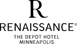 Logo for the Renaissance Minneapolis