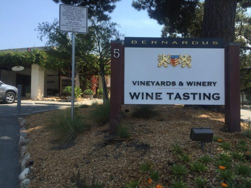 Bernardus Vineyards & Winery @ Carmel Valley