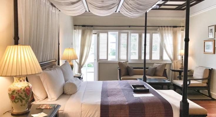 Cameron highlands resort renovated room