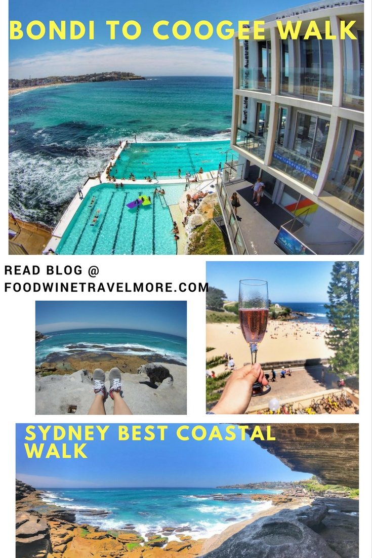 Sydney best coastal walk pinterest foodwinetravelmore