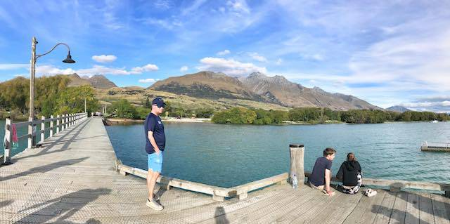 Glenorchy lake what to do