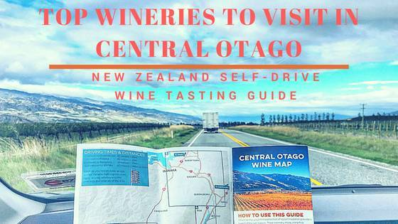 NZ Self drive wine tasting guide central otago top wineries to visit