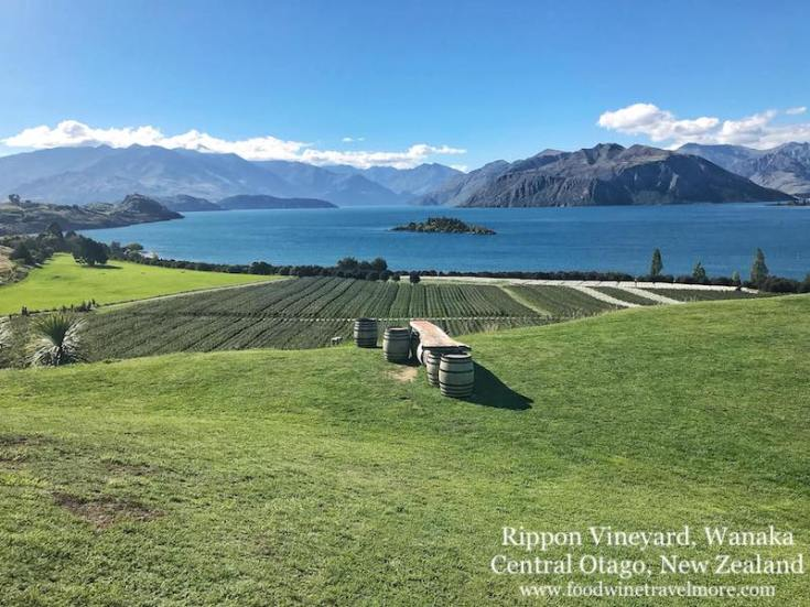 Rippon Vineyard Central Otago Wanaka Most beautiful vineyard