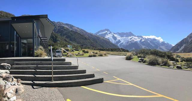 Mount Cook Lodge and Motel New Zealand Hotel