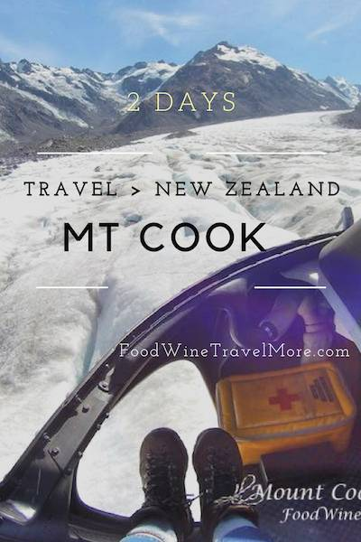 Pinterest - mt cook new zealand
