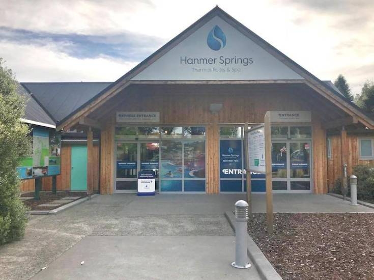 hanmer springs thermal spa and pool