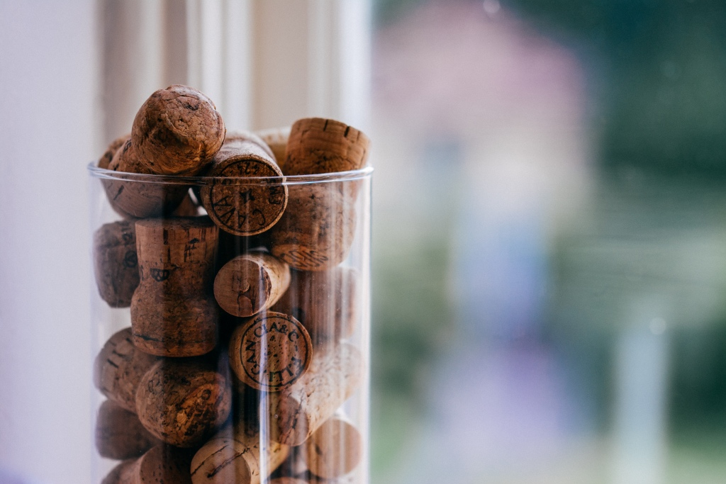 Wine corks | photo by oscar soderlund | adventures in wine country on foodwithaview.com