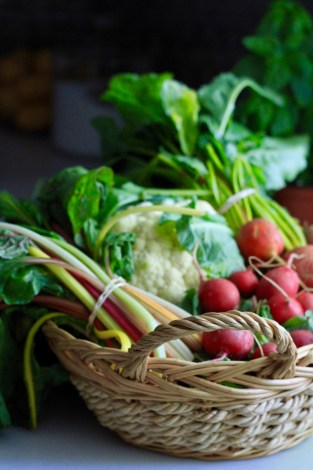 shop the farmers market like a pro
