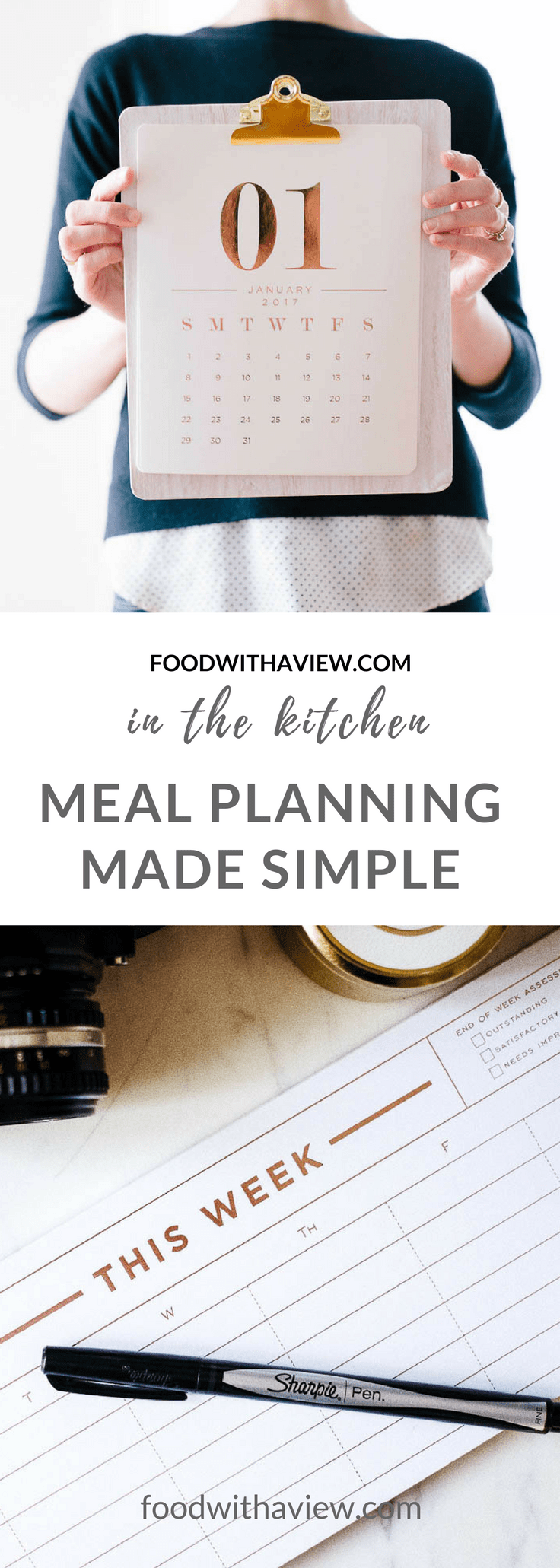 Ready to get into meal planning but not sure where to start? This simple guide is for you, including completely free printable and plenty of lessons learned. #mealplanning #menuplanning