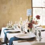 Table set for a tasting menu experience | Tasting menus in NYC under $100 | NJ restaurants with tasting menus | photo by daniel lee | foodwithaview.com