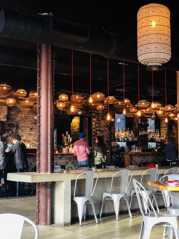 Food Fun And Fusion At Talde Jersey City Food With A View