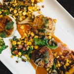 Barnegat scallops and Jersey corn | The Cassidy Bar + Kitchen | NJ Restaurant Reviews | foodwithaview.com