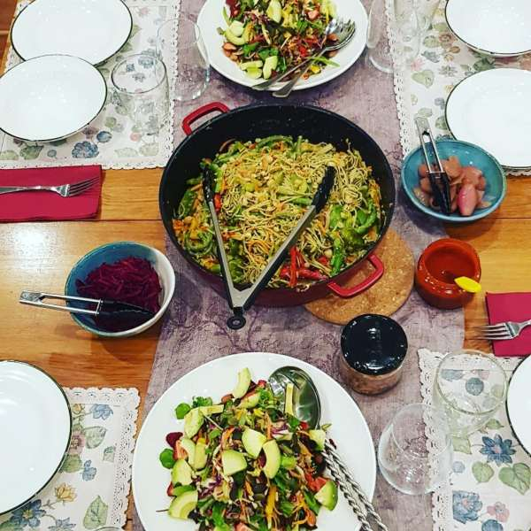5-PART TUESDAY SERIES 'THE WHOLE-FOOD, PLANT-BASED (VEGAN) PLATE