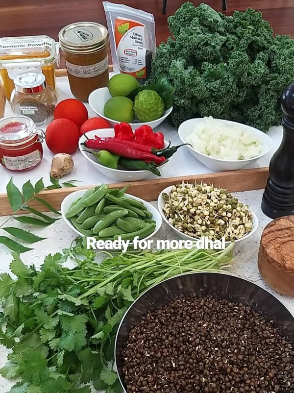 TUESDAY SERIES 1 - WORKSHOP -B- LEGUMES AND WHOLE GRAINS, JUNE 15
