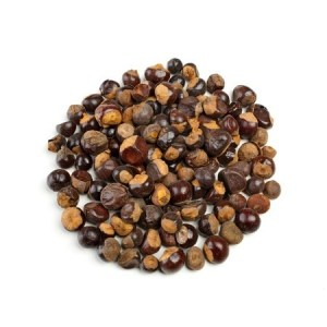 Guarana seeds. Copyright: supergranto / 123RF Stock Photo