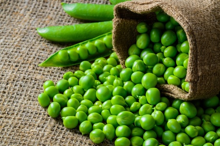 Peas - the best vegetable ever, especially with fish fingers !