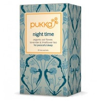Pukka. Night Time tea.