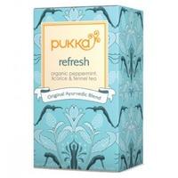 Pukka. Refresh Tea.