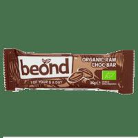 beond organic raw chocolate bar