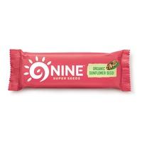 9 Bar Organic Sunflower Seed