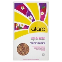 Organic Very Berry Muesli